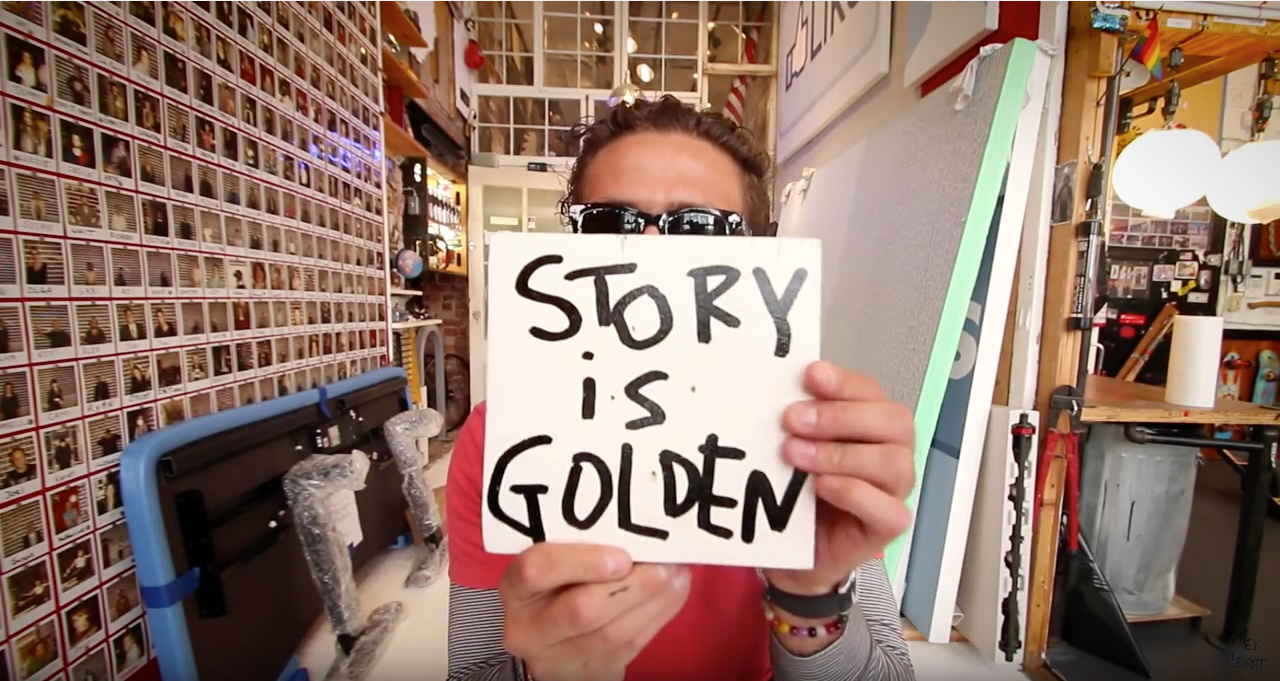 Storytelling in online video | MADE BY CHRISTEL | De specialist in online video